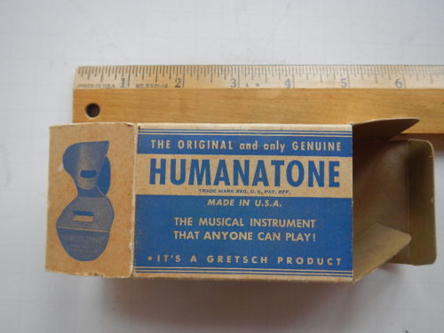 "Gretsch Nose Flute ""humanatone"" _12_710"