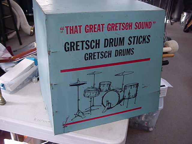 "Gretsch ""snare drum stick"" _3_111"