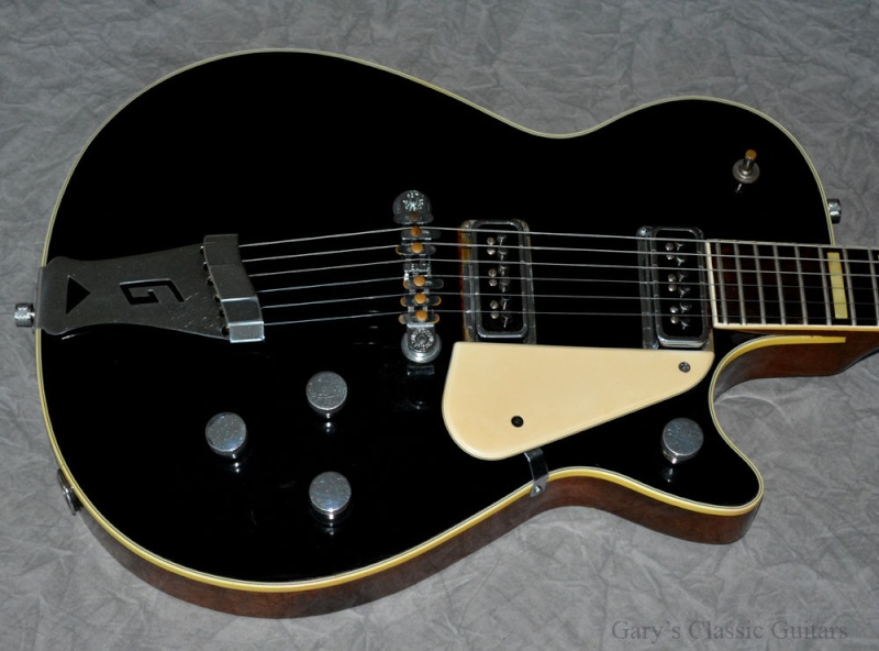 1954 and 53 Gretsch Duo-Jet ........ _5713
