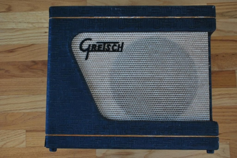 Gretsch 6155 Electromatic Guitar Amplifier .1960. _5716