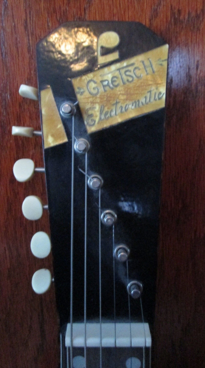 Gretsch Electromatic Lap Steel ... _5717