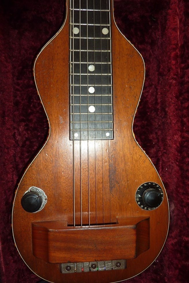 Gretsch Electromatic Lap Steel ... _5723
