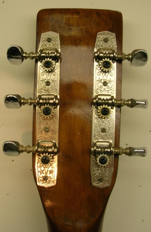 Barnes-Pizzarelli Acoustic (5964 BP) distrib by fred Gretsch _57_1710