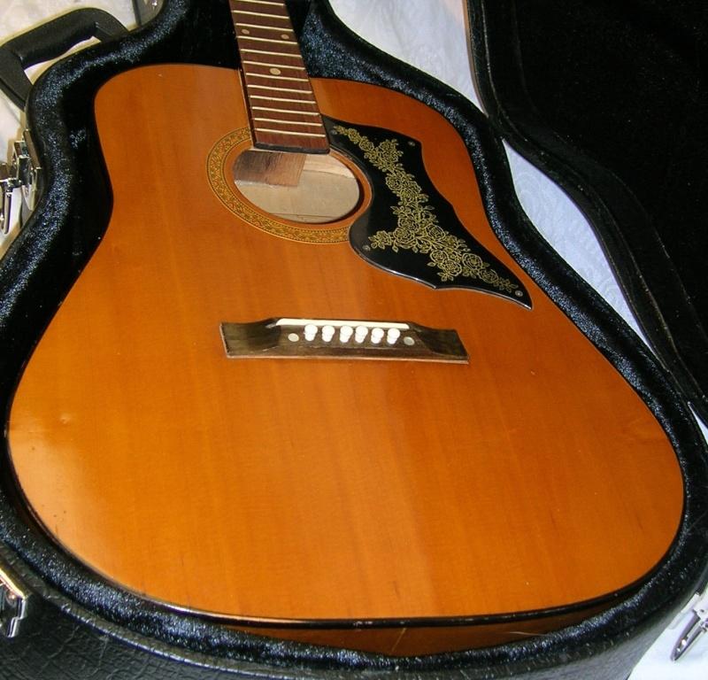 Barnes-Pizzarelli Acoustic (5964 BP) distrib by fred Gretsch _57_2110