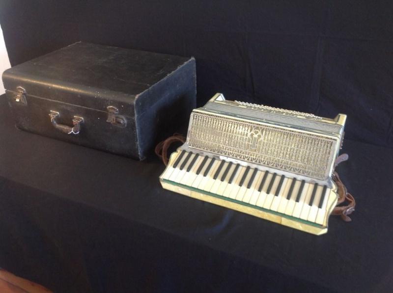 """Vintage Gretsch accordéon """"la tosca"""" _57_227"""