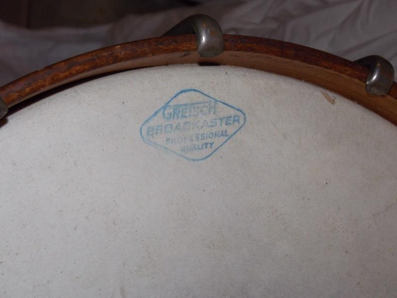 Photos de batterie gretsch vintage (en set ou fut etc.....) _57_612