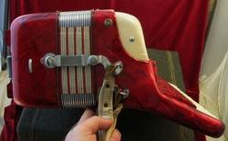 """Vintage Gretsch accordéon """"la tosca"""" Ac12_010"""