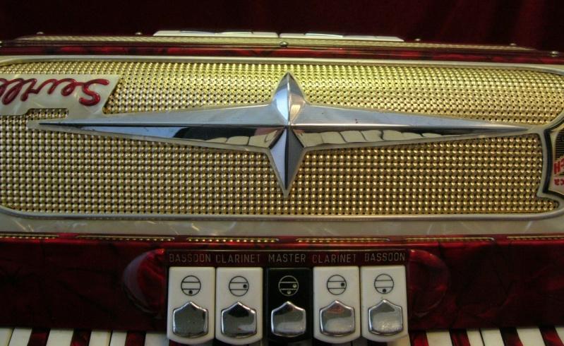 """Vintage Gretsch accordéon """"la tosca"""" Ac2_0110"""