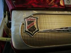 """Vintage Gretsch accordéon """"la tosca"""" Ac3_0110"""