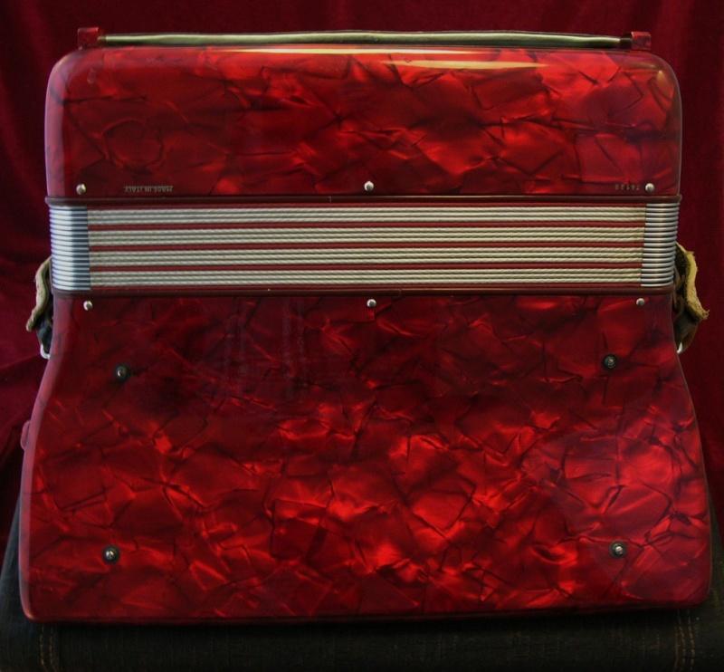 """Vintage Gretsch accordéon """"la tosca"""" Ac9_0011"""
