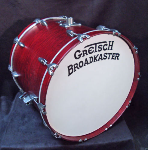 LOGO Gretsch Drum....... B6ypg-11