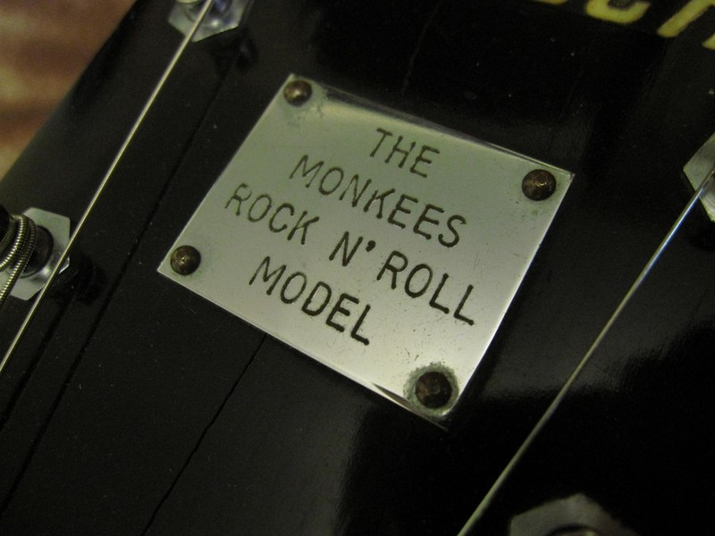 Monkees Rock N Roll Model ........1967 Cache_14