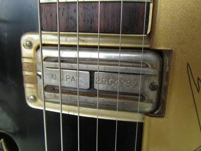 1958 Gretsch 6120 Chet Atkins Guitar (modifié) Chet910