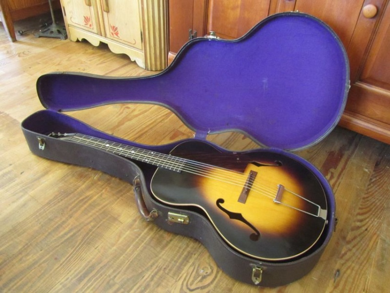 Archtop Cromwell 1935 ( Gretsch and Brenner inc). Crow2210