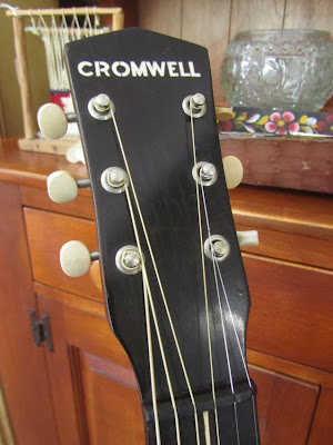 Archtop Cromwell 1935 ( Gretsch and Brenner inc). Crow310
