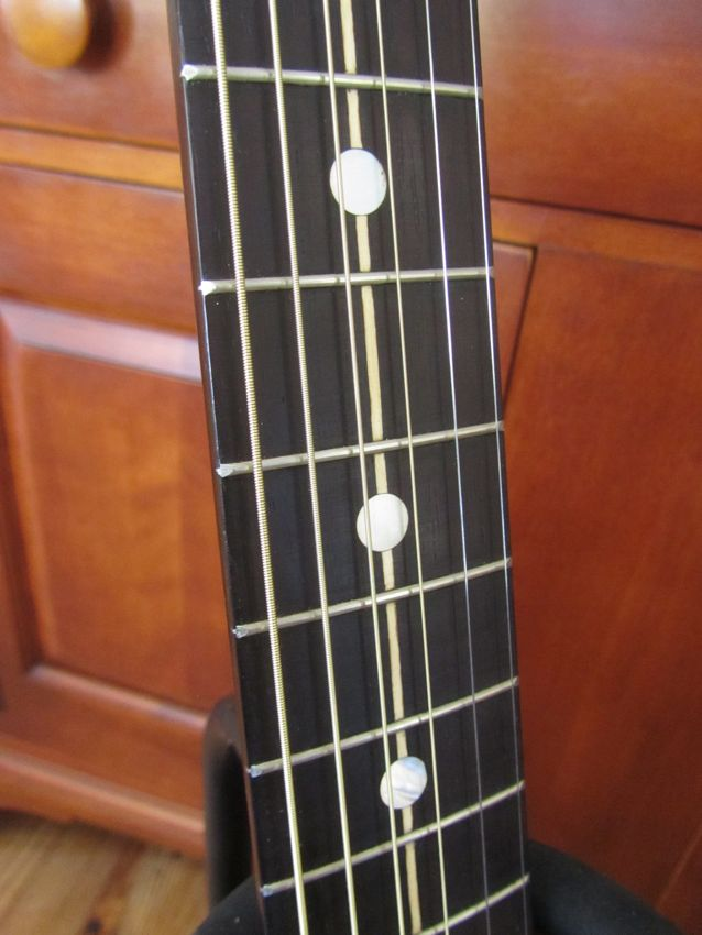 Archtop Cromwell 1935 ( Gretsch and Brenner inc). Crow410