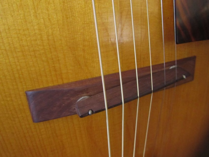 Archtop Cromwell 1935 ( Gretsch and Brenner inc). Crow610