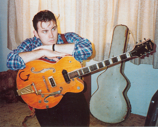 1955 Gretsch 6120 Eddie Cochran Tribute Darrel10