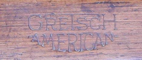 1930's   Gretsch American Xylophone ~ Marimba  Deagan11