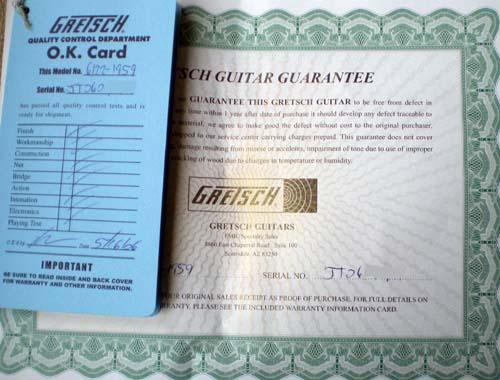 Gretsch G6120DC  Limited Edition Guitar. - Page 2 Dscn0010
