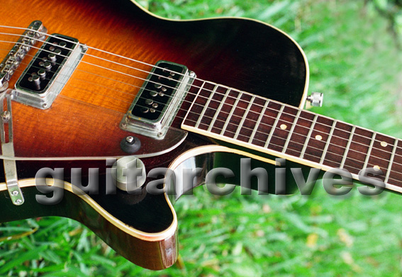 1954 and 53 Gretsch Duo-Jet ........ Duojet11