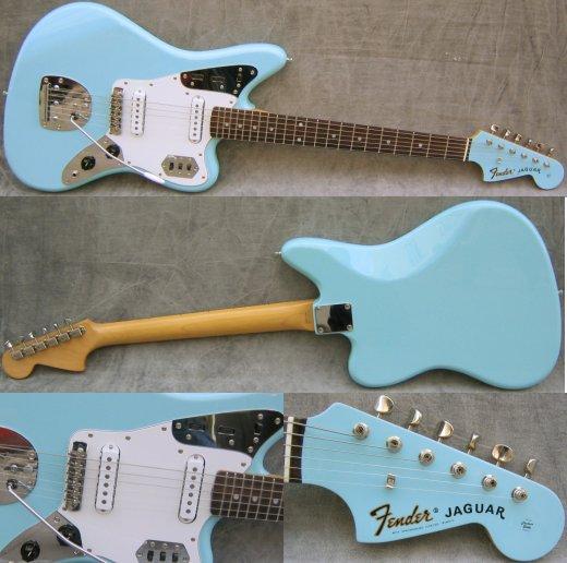 Fender Jaguar ..... Fender18