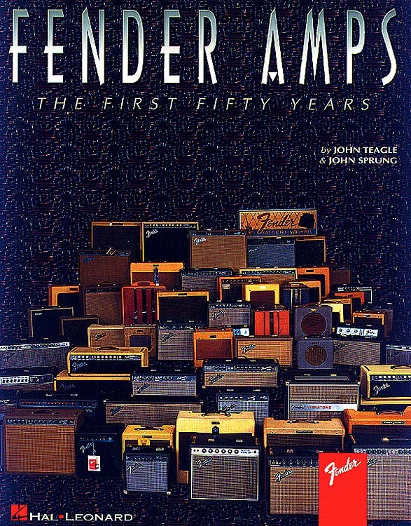 Amped: The Illustrated History of the World's Greatest Ampli Fender19