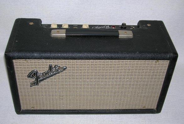 Fender Reverb Unit 6G15 Fender23