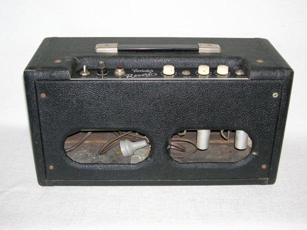 Fender Reverb Unit 6G15 Fender24