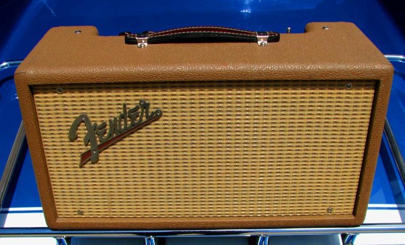 Fender Reverb Unit 6G15 Fender26