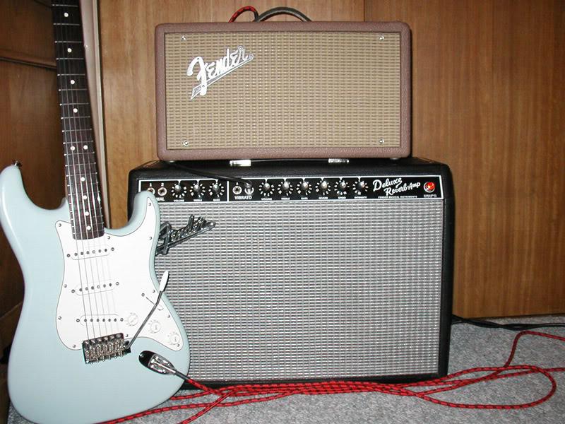 Fender Reverb Unit 6G15 Front-10