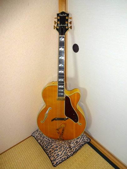 Gretsch 6040 MCSS Syncromatic G4501_10