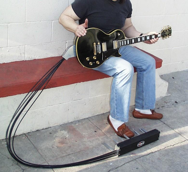 Phil Baugh et le (MSA unit) Gibson11
