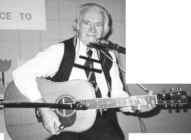 LONNIE GLOSSON ..... and his Gretsch varsity harmonica..... Gllonn10