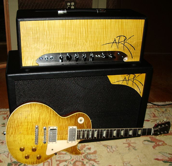 Very cool amp guitar............ Gordon10