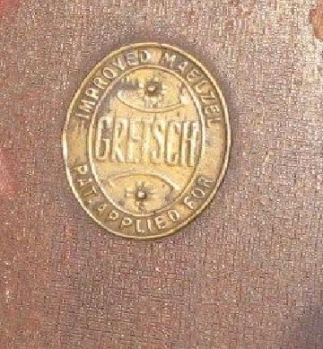 Gretsch metronome. Gretsc38