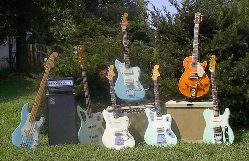 Fender Jaguar ..... Group210