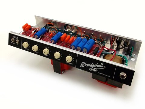 Construction de 3 Bassman Blonde 2(63' 6G6b)et 1(62' 6bj3). Gut-6410