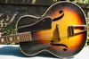 1940's Gretsch Archtop War time .By Harmony H1456_10
