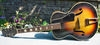 1940's Gretsch Archtop War time .By Harmony H1456_11