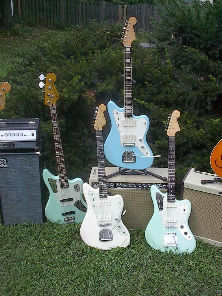 Fender Jaguar ..... Im000810
