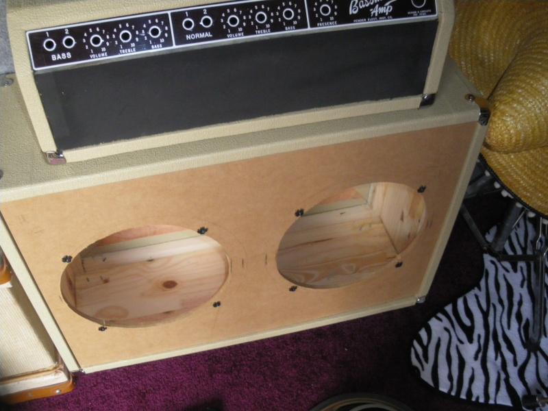 Construction de 3 Bassman Blonde 2(63' 6G6b)et 1(62' 6bj3). - Page 5 Imgp0010