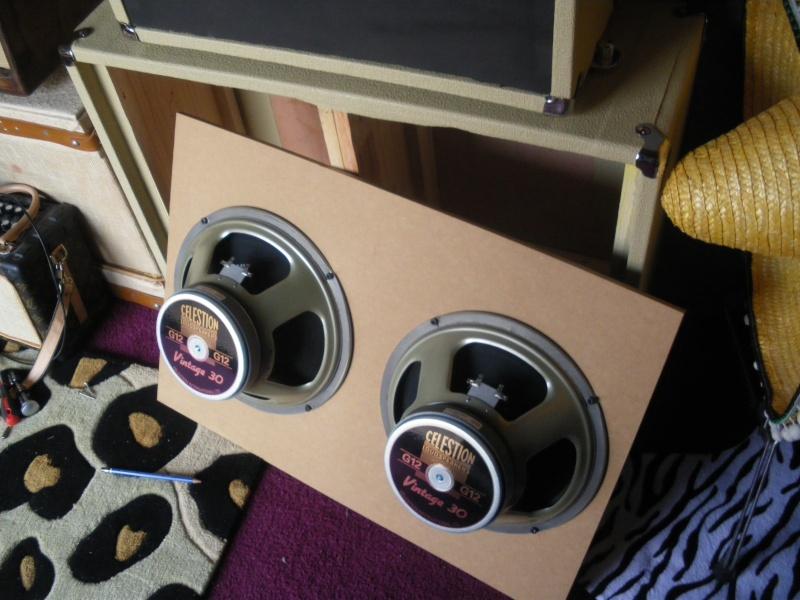 Construction de 3 Bassman Blonde 2(63' 6G6b)et 1(62' 6bj3). - Page 5 Imgp0011