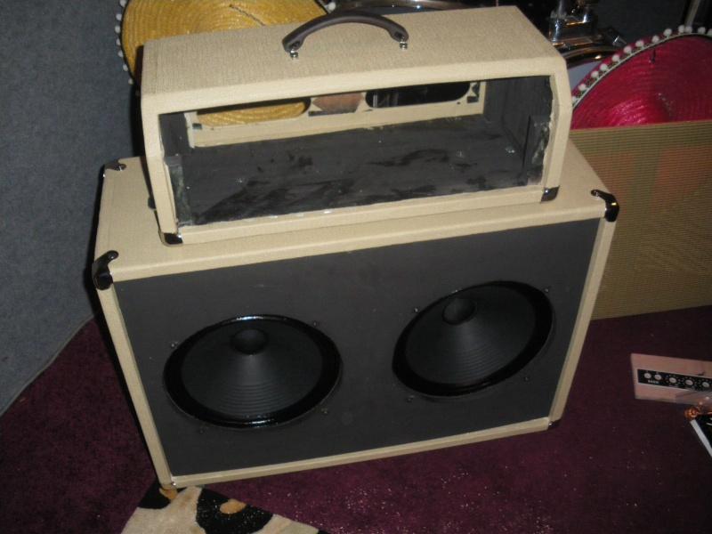 Construction de 3 Bassman Blonde 2(63' 6G6b)et 1(62' 6bj3). - Page 5 Imgp0013