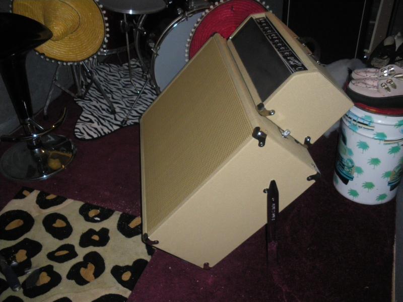 Construction de 3 Bassman Blonde 2(63' 6G6b)et 1(62' 6bj3). - Page 5 Imgp0021