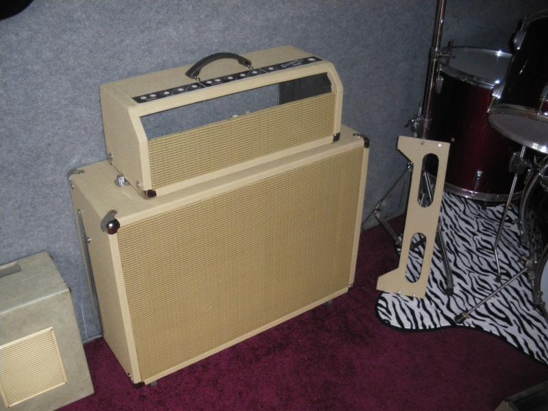 Construction de 3 Bassman Blonde 2(63' 6G6b)et 1(62' 6bj3). - Page 5 Imgp0028