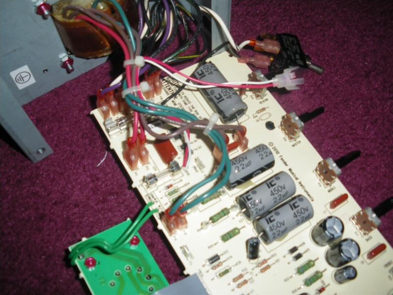 Construction de 3 Bassman Blonde 2(63' 6G6b)et 1(62' 6bj3). - Page 6 Imgp0035