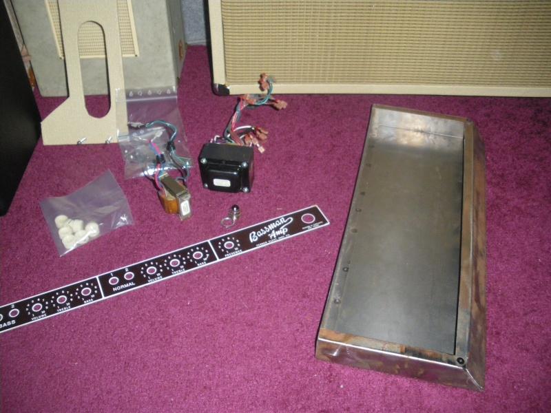 Construction de 3 Bassman Blonde 2(63' 6G6b)et 1(62' 6bj3). - Page 6 Imgp0037