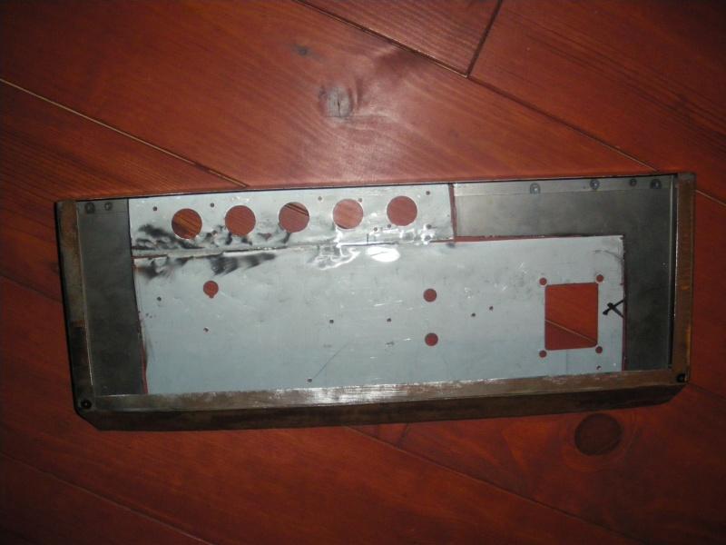 Construction de 3 Bassman Blonde 2(63' 6G6b)et 1(62' 6bj3). - Page 6 Imgp0038