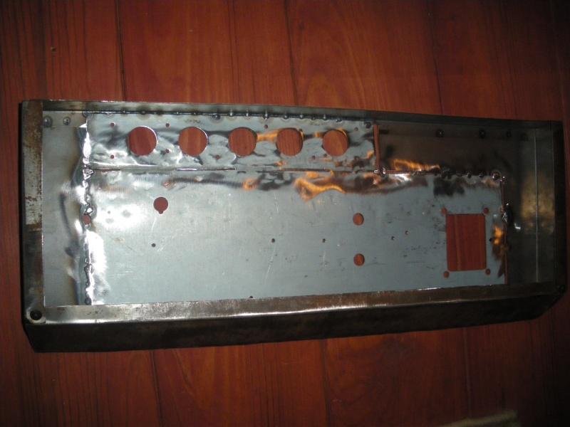 Construction de 3 Bassman Blonde 2(63' 6G6b)et 1(62' 6bj3). - Page 6 Imgp0040